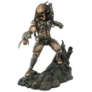 Diamond Select Predator Gallery Unmasked PVC Statue - SDCC Exclusive