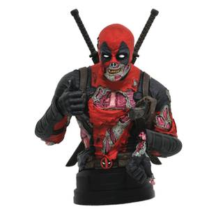 Gentle Giant Marvel Deadpool Zombie 1/6 Scale Bust Statue (SDCC 2020 Exclusive)