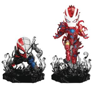 Beast Kingdom Marvel Maximum Venom Mini Egg Attack Figure 2-pack (SDCC 2019 Exclusive)