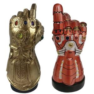 Surrel Entertainment Marvel Infinity/Nano Gauntlet Led PX Desk Monument - SDCC Exclusive