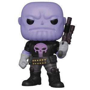 Px Previews Marvel Heroes Punisher Thanos 15 cm Funko Figura Pop!