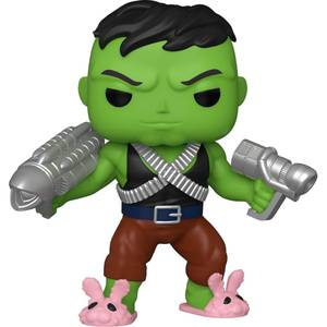 "PX Previews Marvel Professor Hulk 6"" EXC Funko Pop! Vinyl"
