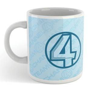 Anchorman Channel 4 Mug