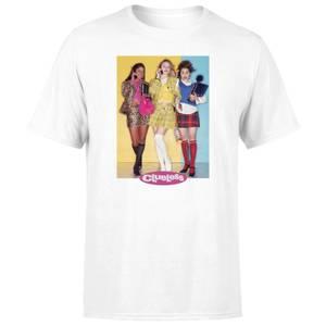 Clueless Cast Herren T-Shirt - Weiß