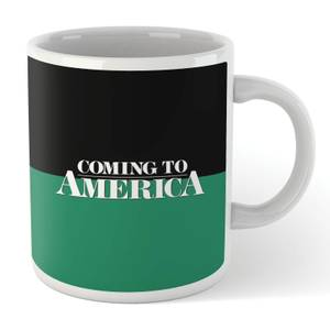 Tasse Coming to America Zamunda Flag