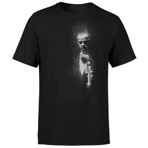 The Godfather Don Corleone Men's T-Shirt - Black