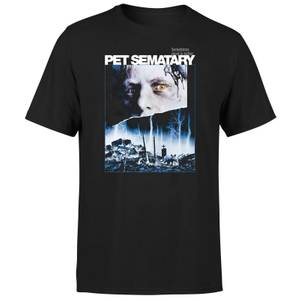 T-shirt Pet Semetary Sometimes Dead Is Better - Noir - Homme