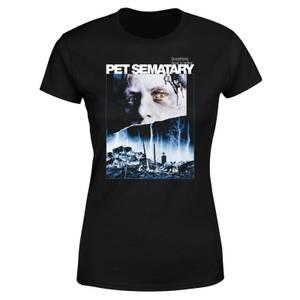 T-shirt Pet Semetary Sometimes Dead Is Better - Noir - Femme