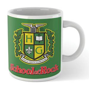 School of Rock Horace Green Mug