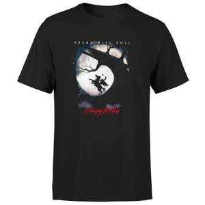 T-shirt Sleepy Hollow Heads Will Roll - Noir - Homme
