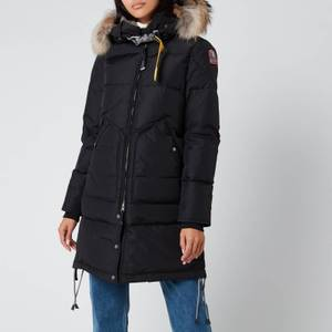Parajumpers Women's Long Bear Coat - Black