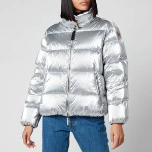 Parajumpers Women's Pia Coat - Silver