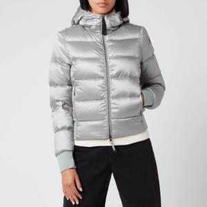 Parajumpers Women's Mariah Short Coat - Glacier Blue