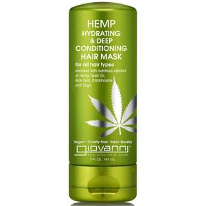 Giovanni Hemp Hydrating and Deep Conditioning Hair Mask 147ml