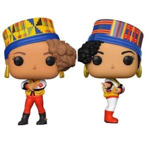 Pop! Rocks Salt-N-Pepa Funko Pop! Vinyl - Funko Pop! Kollektion