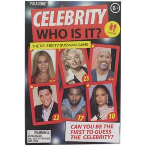 Celebrity Who Is It Game