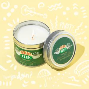 Friends Tin Candle
