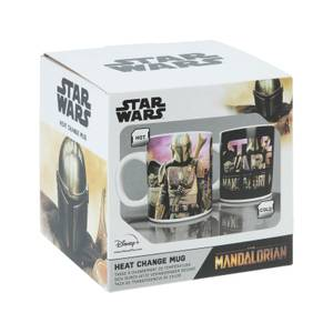 The Mandalorian Heat Change Mug