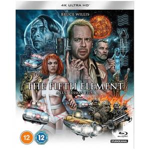 The Fifth Element - 4K Ultra HD