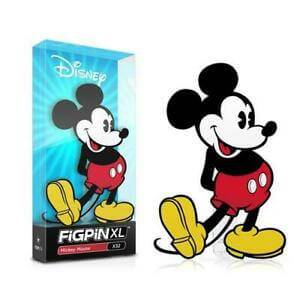 Disney Mickey Mouse FiGPiN XL Enamel Pin