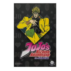 Jojo's Bizarre Adventure Diamond DIO Enamel Pin