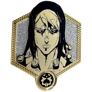 Jojo's Bizarre Adventure Golden Risotto Enamel Pin