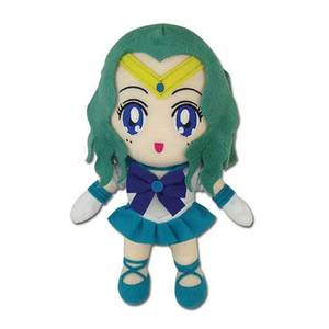 Sailor Moon Sailor Neptune 8-Inch Plush
