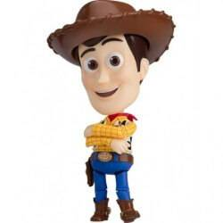 Disney Toy Story Woody Nendoroid Deluxe Action Figure