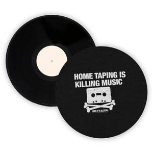 Home Taping Is Killing Music Slip Mat
