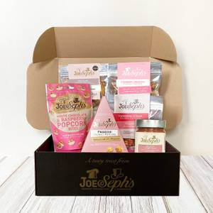 Joe & Seph's 'Pamper Night In' Popcorn Gift Box