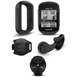 Garmin Edge 130 Plus GPS Cycling Computer MTB Bundle