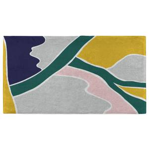 Hand Towels Abstract Mountain Pattern Hand Towel