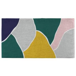 Hand Towels Abstract Hill Pattern Hand Towel