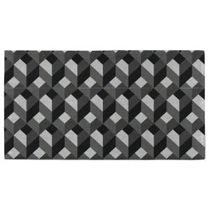Hand Towels Abstract Cube Pattern Hand Towel