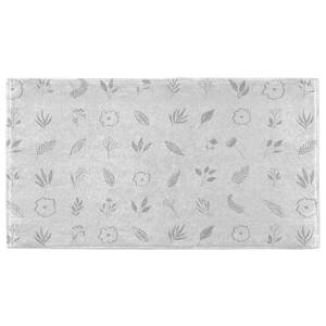 Hand Towels Flower Pattern Hand Towel