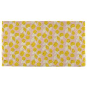 Hand Towels Lemon Pattern Hand Towel