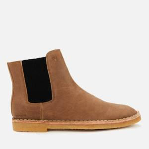 Superdry Men's Desert Chelsea Boots - Chocolate
