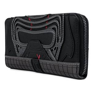 Loungefly Star Wars Kylo Ren Zip Around Wallet