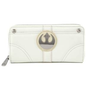 Loungefly Star Wars Princess Leia Hoth Cosplay Zip Around Wallet