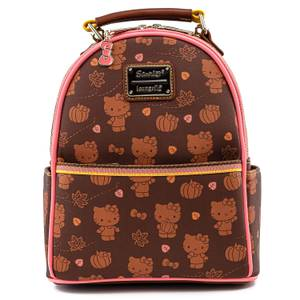 Loungefly Sac à Dos Hello Kitty Pumpkin Spice Latte