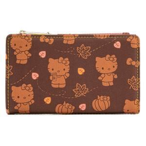 Loungefly Portefeuille Hello Kitty Pumpkin Spice Latte