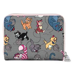 Loungefly Disney Cats Aop Wallet