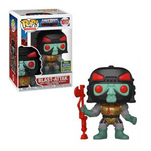 Masters of the Universe Blast Attak EXC SDCC 2020 Funko Pop! Vinyl