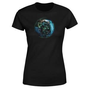 Transformers Double Dealer Women's T-Shirt - Black