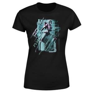 Transformers Arcee Tech Women's T-Shirt - Black