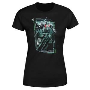 Transformers Wheeljack Tech Women's T-Shirt - Black