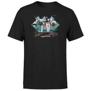 Transformers Wheeljack Glitch Unisex T-Shirt - Black