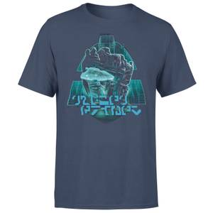 Transformers Megatrons Rage Unisex T-Shirt - Navy