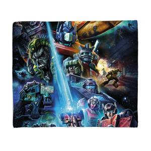 Transformers Earthrise Fleece Blanket