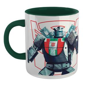 Transformers Wheeljack Mug - White/Green